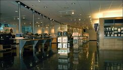 Apple Company Store interior 2004-08-03