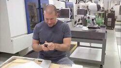 Jonathan Ive talks about Mac design