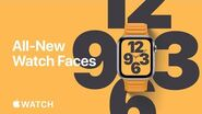 Apple Watch — All-New Watch Faces