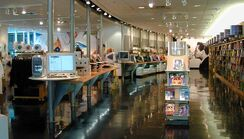 Apple Company Store interior 2000-05-04