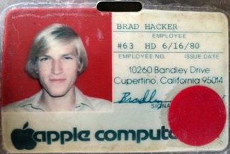 Brad Hacker