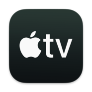 Apple TV macOS App Icon