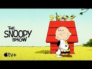 The Snoopy Show — Official Teaser - Apple TV+