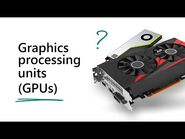 All about graphics processing units (GPUs)