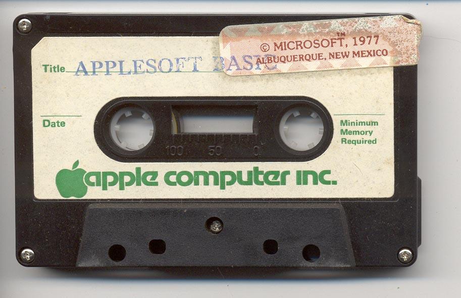 Applesoft BASIC
