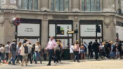 Microsoft London opening 2019-07-11