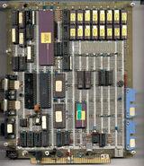 Macintosh prototype wirewrap board 5 top