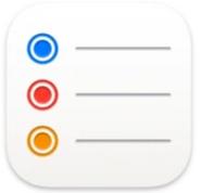 MacOS 11.0 Big Sur Reminders Icon.png