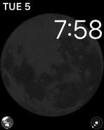 MoonWatchFace