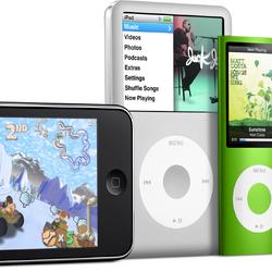 List of iPod models