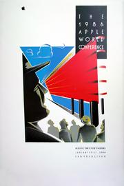 1986 Apple World Conference billboard.png