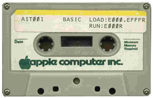 Apple BASIC cassette for Apple I.jpg