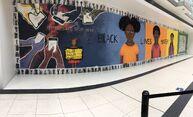 Apple Eaton Centre boarded 2020-06-24 mural