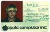 Badge 0049 Bana Witt