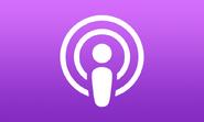 Apple Podcasts tvOS App Icon