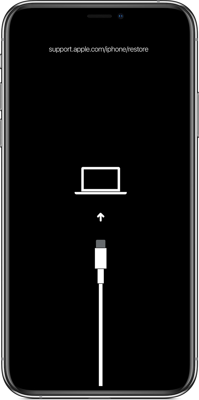 Recovery mode (iOS)