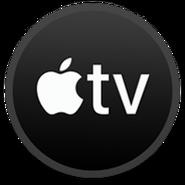 Apple TV macOS App Icon Old