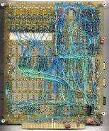 Macintosh prototype wirewrap board 5 bottom