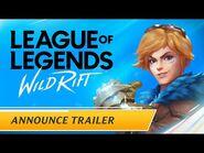 League of Legends- Wild Rift - Announce Trailer