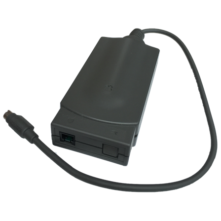 GeoPort Telecom Adapter II dark grey.png