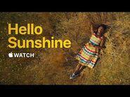 Apple Watch Series 6 - Hello Sunshine - Apple