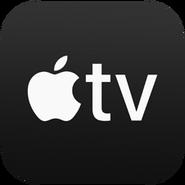 Apple TV iOS App Icon