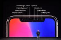 Phil Schiller iPhone X notch