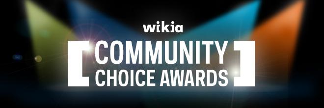 Gcheung28/Wikia's 2012 Community Choice Awards