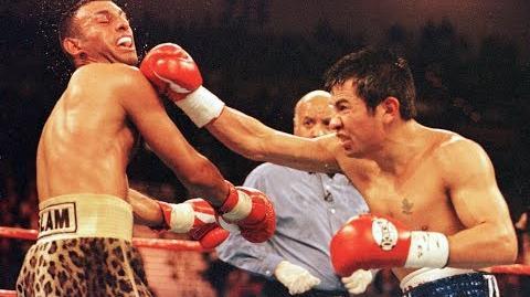 Prince Naseem Hamed vs Marco Antonio Barrera Highlights