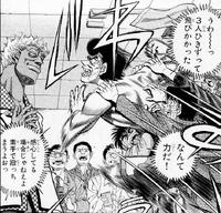 Bryan Hawk - Takamura getting hold back
