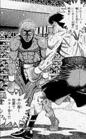 Takamura vs Hawk 11