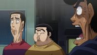 Team Aoki - Anime - Ignoring Takamura's order