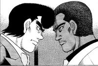 Press Conference - Takamura vs Keith - 03