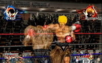 Wii - Rev - Takamura vs Hawk