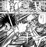Kamogawa spirit slap Ippo