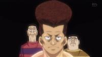 Team Aoki - Anime - Thinking about new Hair cut