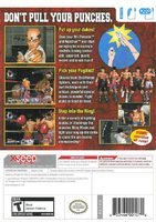 Wii - Rev - Back Cover - English