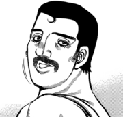 Milo Scamaras - Manga - With out Mask - 01.png