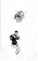 Nagumo Ryuji vs Ippo - Spar 004