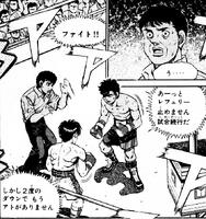 Jimmy vs Miyata - 19 - Ref shock, fight resumes