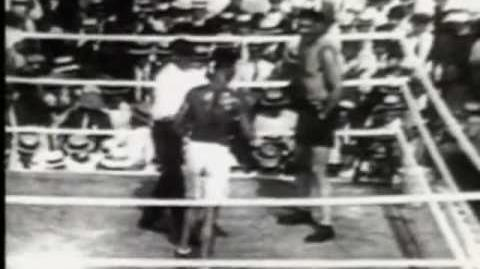 Jack Dempsey and Jess Willard- The Worst Beating in Boxing History - W Commentary