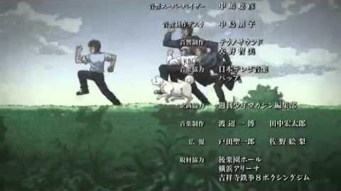 Hajime No Ippo-Hajime no Ippo Rising Ending