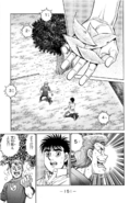 Taihei catching leaves 2