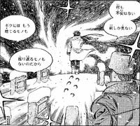 Ruslan and Volg - Manga - Volg leaving