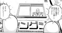 Bald Taihei and Kaneda become disciples of Ippo - 01