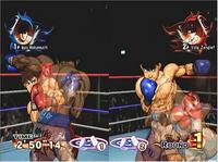 Wii - Rev - Ippo vs Volg