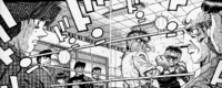 Ippo vs Imai II - Manga - Spar - 05