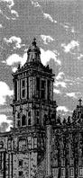 Mexico - Catedral Metropolitana