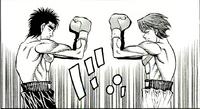 Imai vs Itagaki II - Start