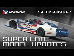 CONTENT UPGRADE -- Super Late Model Updates - 2021 Season Two